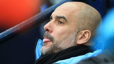 Pep wants full stadium for Manchester derby