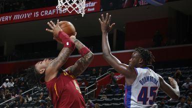 NBA Wk15: Cavaliers 115-100 Pistons