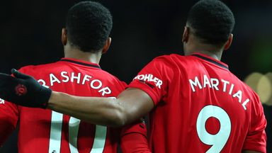 Where will United turn after Rashford's injury?