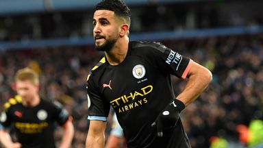 Mahrez: We have to stick together