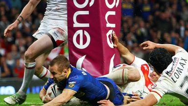 Burrow's Grand Final try reloaded