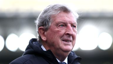Hodgson close to new Palace contract