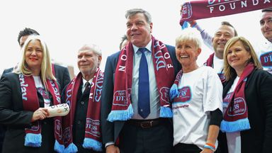 Allardyce: I loved my West Ham years