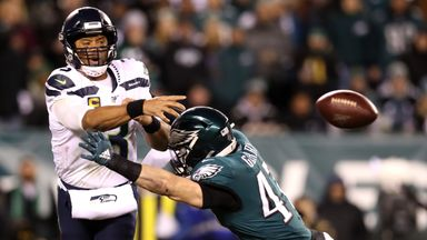 Seahawks 17-9 Eagles