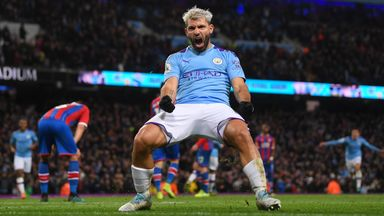 Player of the Round: Aguero