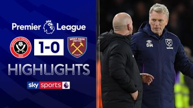 Hammers denied draw after late VAR drama