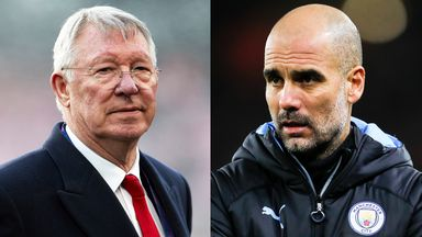 'Fergie most influential, not Pep'