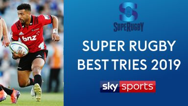 Best Super Rugby Tries 2019