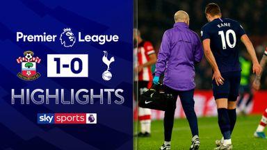 Ings sinks Spurs as Kane limps off