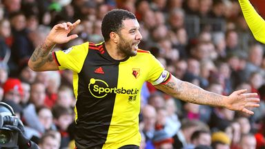 Palmer: Deeney is showing leadership