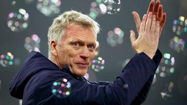 Moyes' West Ham 'a different proposition'