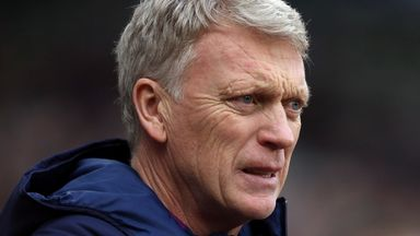 Moyes: Everyone wants to beat Liverpool