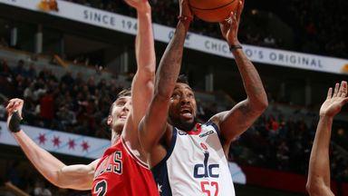 NBA Wk13: Wizards 106-115 Bulls