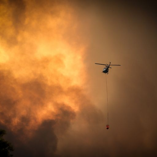 Bushfires must wake up Australia and the world to threat of climate change