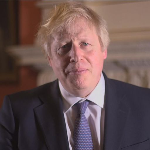 Boris Johnson promises 'decade of prosperity' in New Year's message