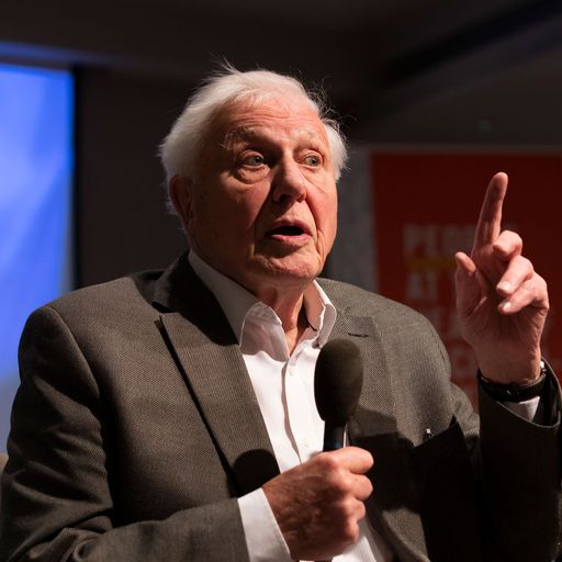 David Attenborough warns politicians 'short-sighted' on climate change