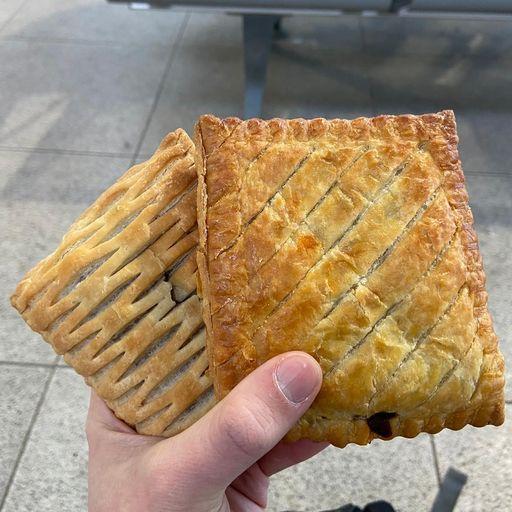 Steak or fake? Sky News chews over Greggs' new vegan pastry