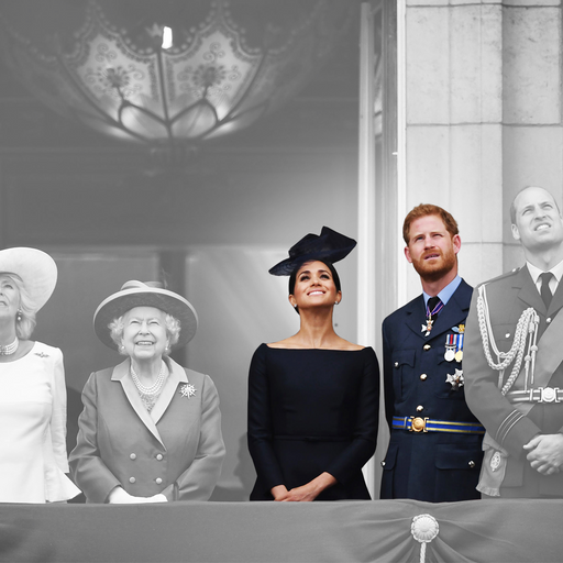 Harry and Meghan's statement set off fireworks within Royal Family
