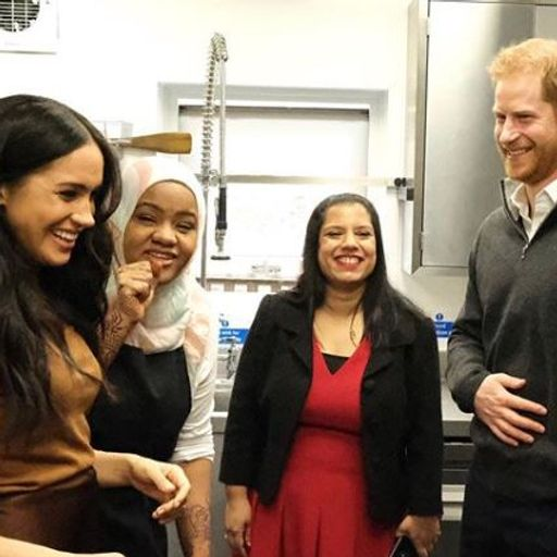 Meghan and Harry share first Instagram pics since bombshell announcement
