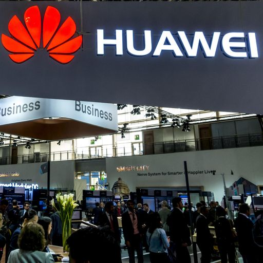 US 'disappointed' as PM grants Huawei 'limited' role in Britain's 5G network