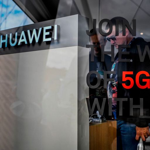 Why are people worried about Huawei?