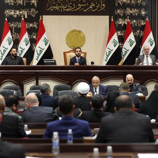 Iraq votes to expel foreign troops