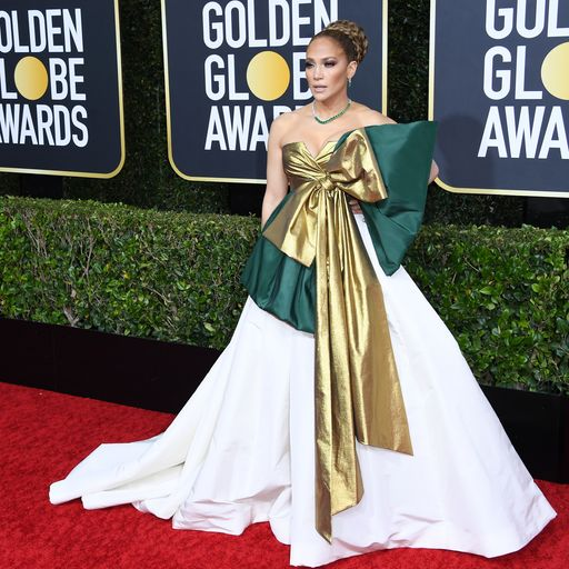 Golden Globes: Red carpet fashion