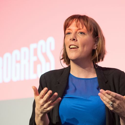 Jess Phillips confirms bid to replace Jeremy Corbyn as leader
