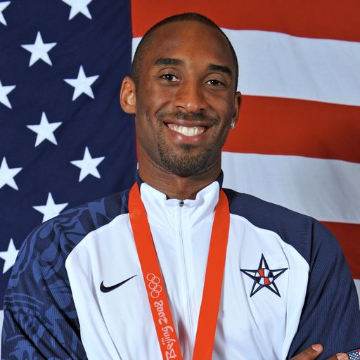 Kobe Bryant's life in pictures