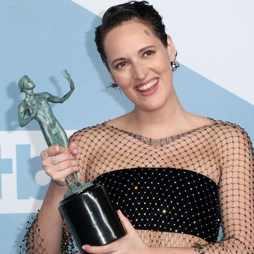 SAG Awards: Parasite, Pitt, Waller-Bridge among winners