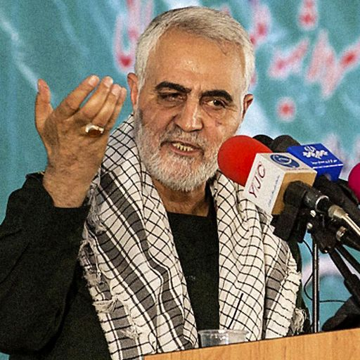 The second most powerful person in Iran: A profile of Qassem Soleimani
