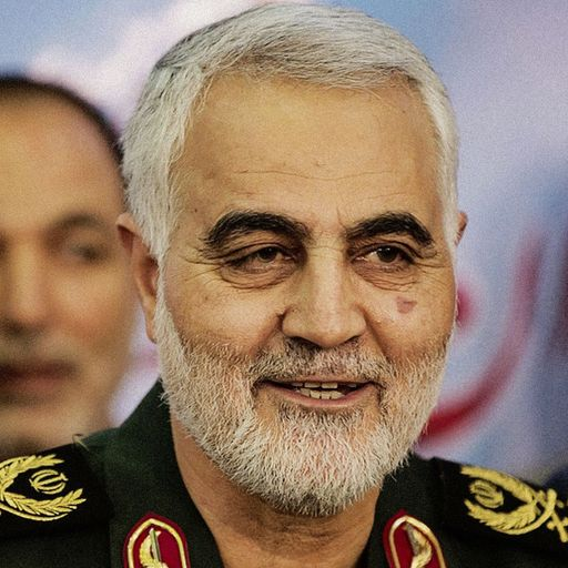 US forces kill top Iranian general in airstrike on Baghdad airport