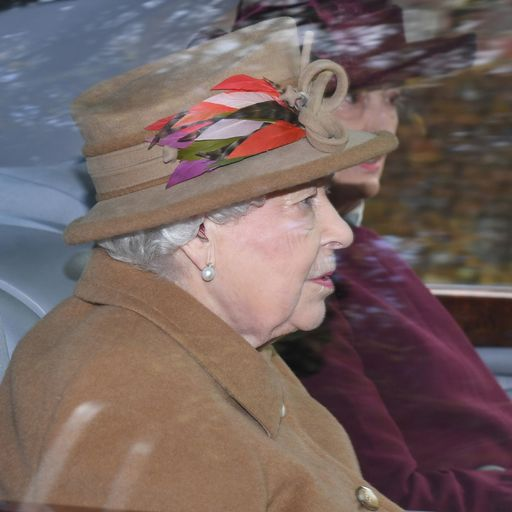 Queen determined to take back control