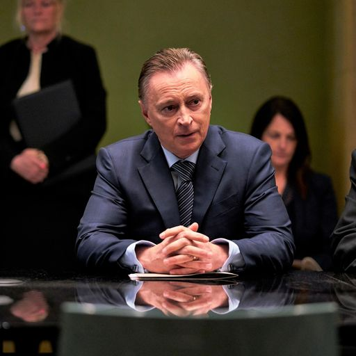 Robert Carlyle: Could I be PM? I can't think of anything worse