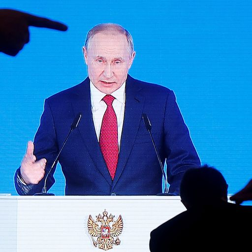 Vladimir Putin: Twenty years in power - but what happens next?