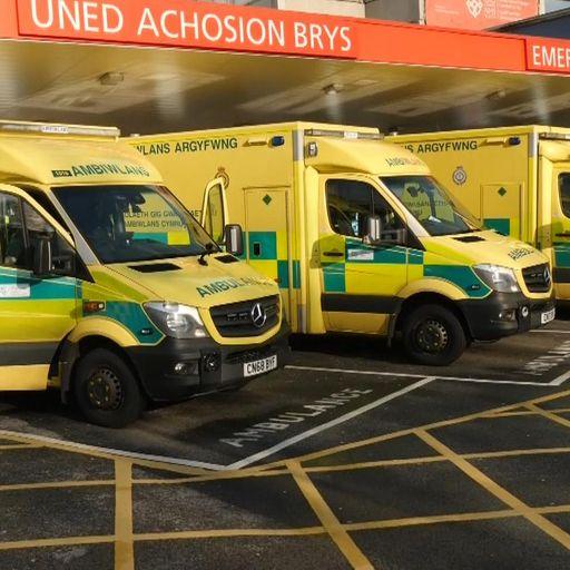 Air pollution making the NHS winter crisis worse, say medics