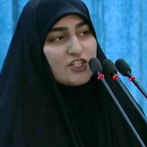 Soleimani's daughter warns a 'dark day' is coming