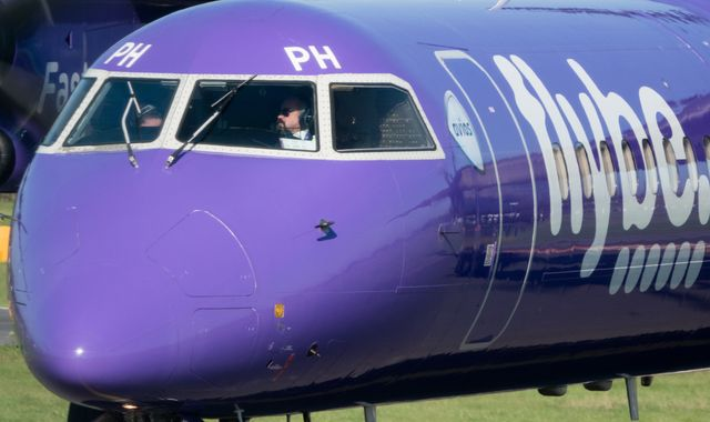 Flybe lifts lid on taxman's aid as rivals continue to cry foul