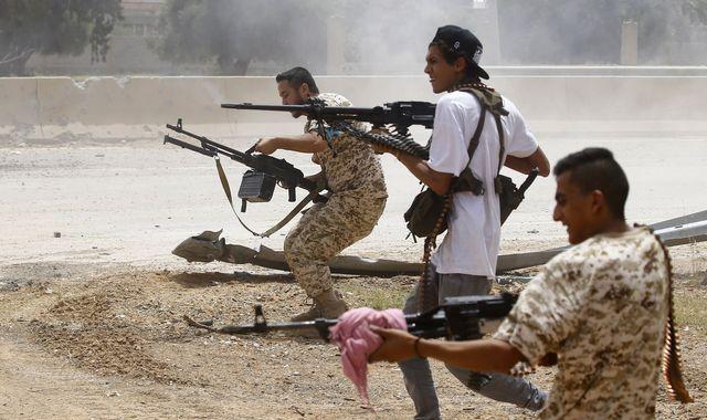 Libya summit: World leaders gather in Berlin in bid to resolve escalating civil war