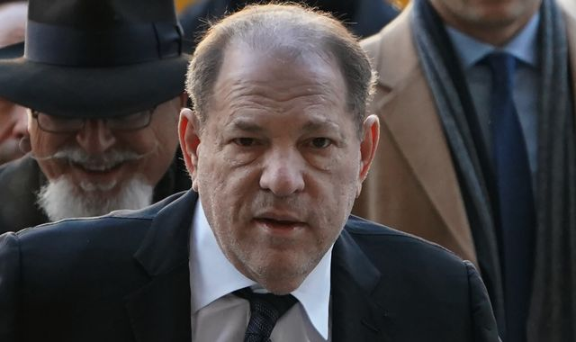 Harvey Weinstein injected himself to get erection before raping woman, trial hears