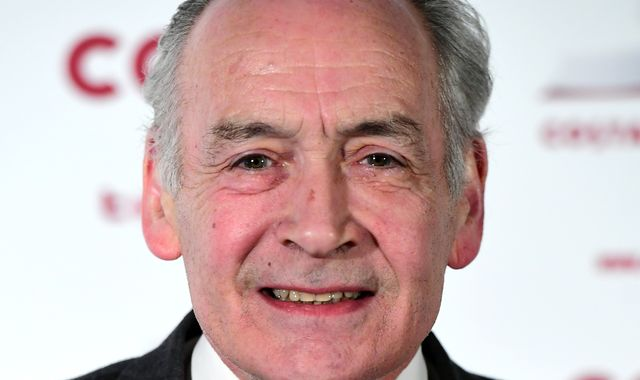 Alastair Stewart: Newsreader quits over 'errors of judgement on social media'
