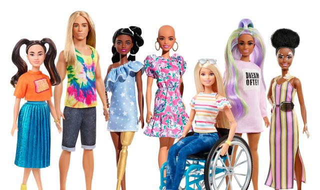Barbie dolls with no hair and vitiligo aim to diversify iconic toy range