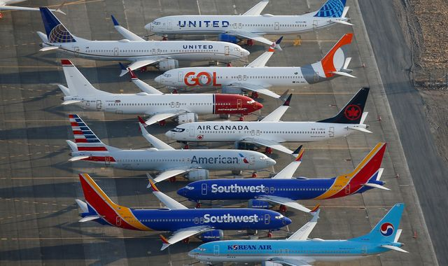 Boeing admits crisis-hit 737 MAX may not return until July