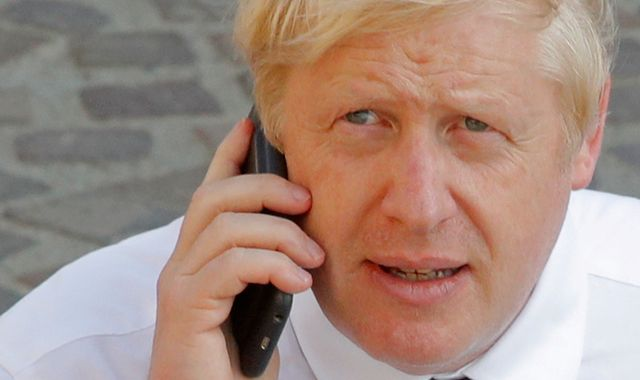 Harry Dunn: Boris Johnson phoned Trump to 'secure justice' for crash victim