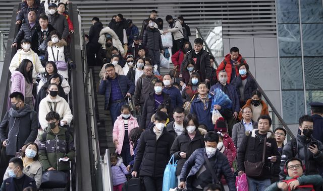 Coronavirus: Six people die in Wuhan amid warning outbreak might spread
