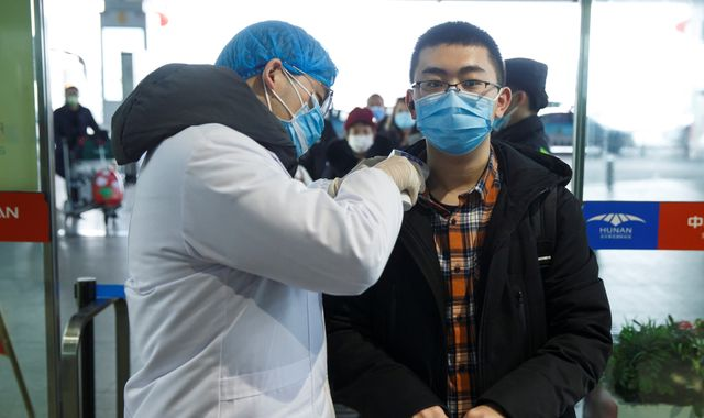 Coronavirus: China death roll rises to 106 as number of cases surpasses 4,500