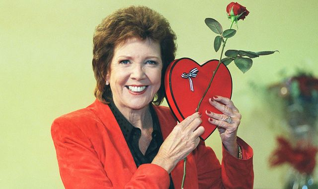 Cilla Black 'time machine' track to be released five years after her death