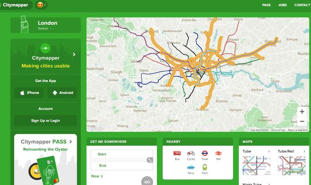 Citymapper plots route to sale amid bid interest