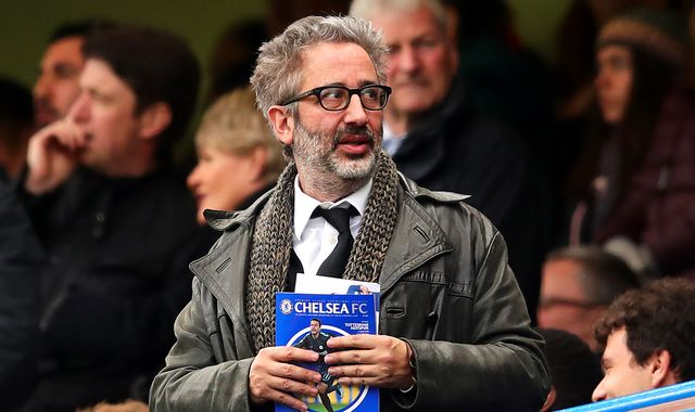David Baddiel hits out as Oxford English Dictionary updates 'Yid' definition to include Spurs fans