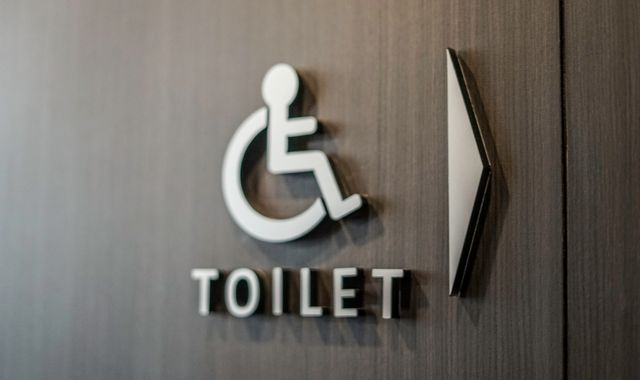 Campaigners call for fully accessible disabled toilets on every hospital ward